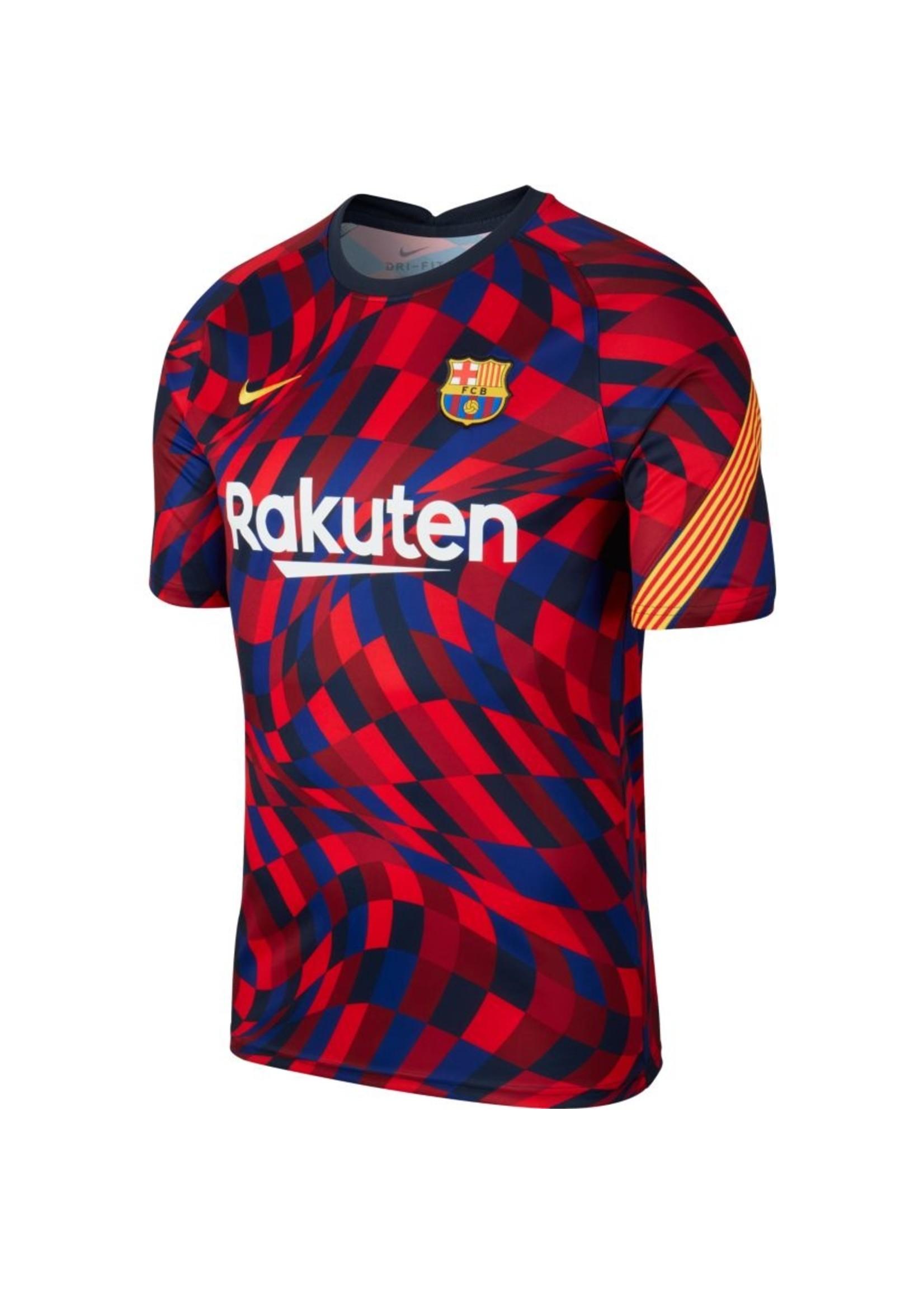 Nike Barcelona 20/21 Training Jersey Adult