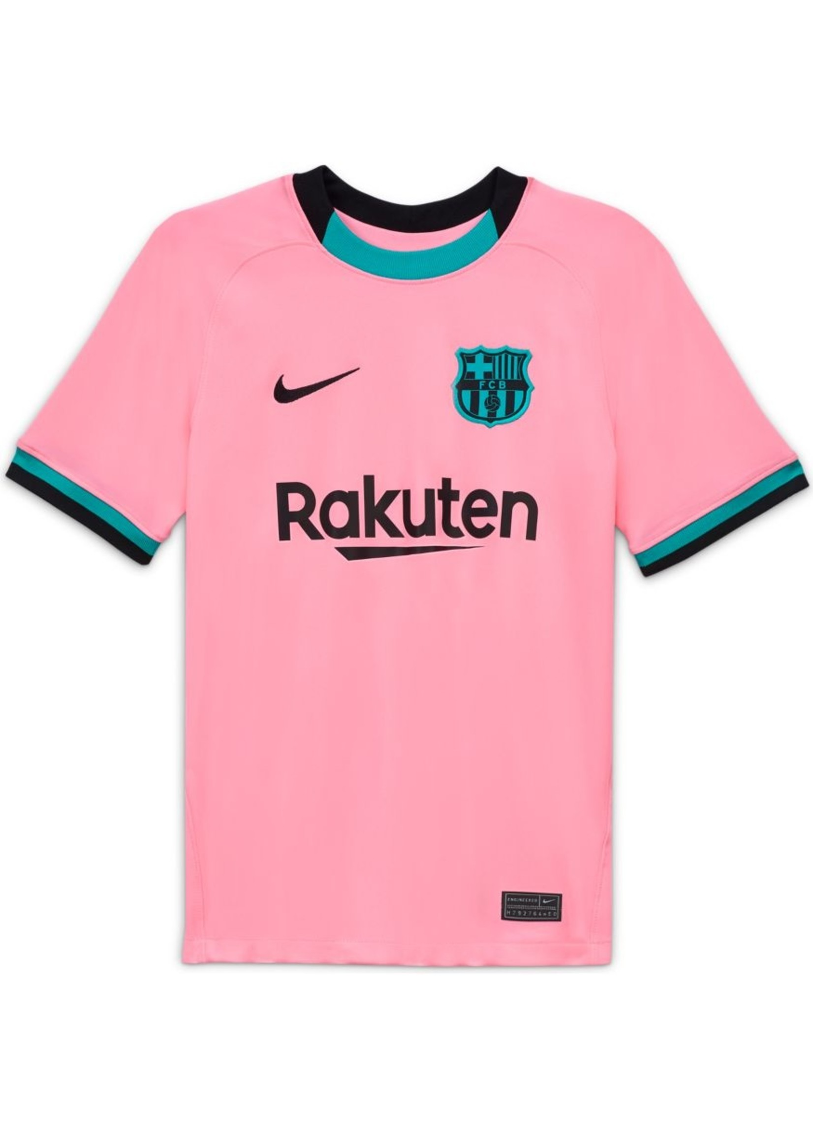 Nike Barcelona 20/21 Third Jersey Youth