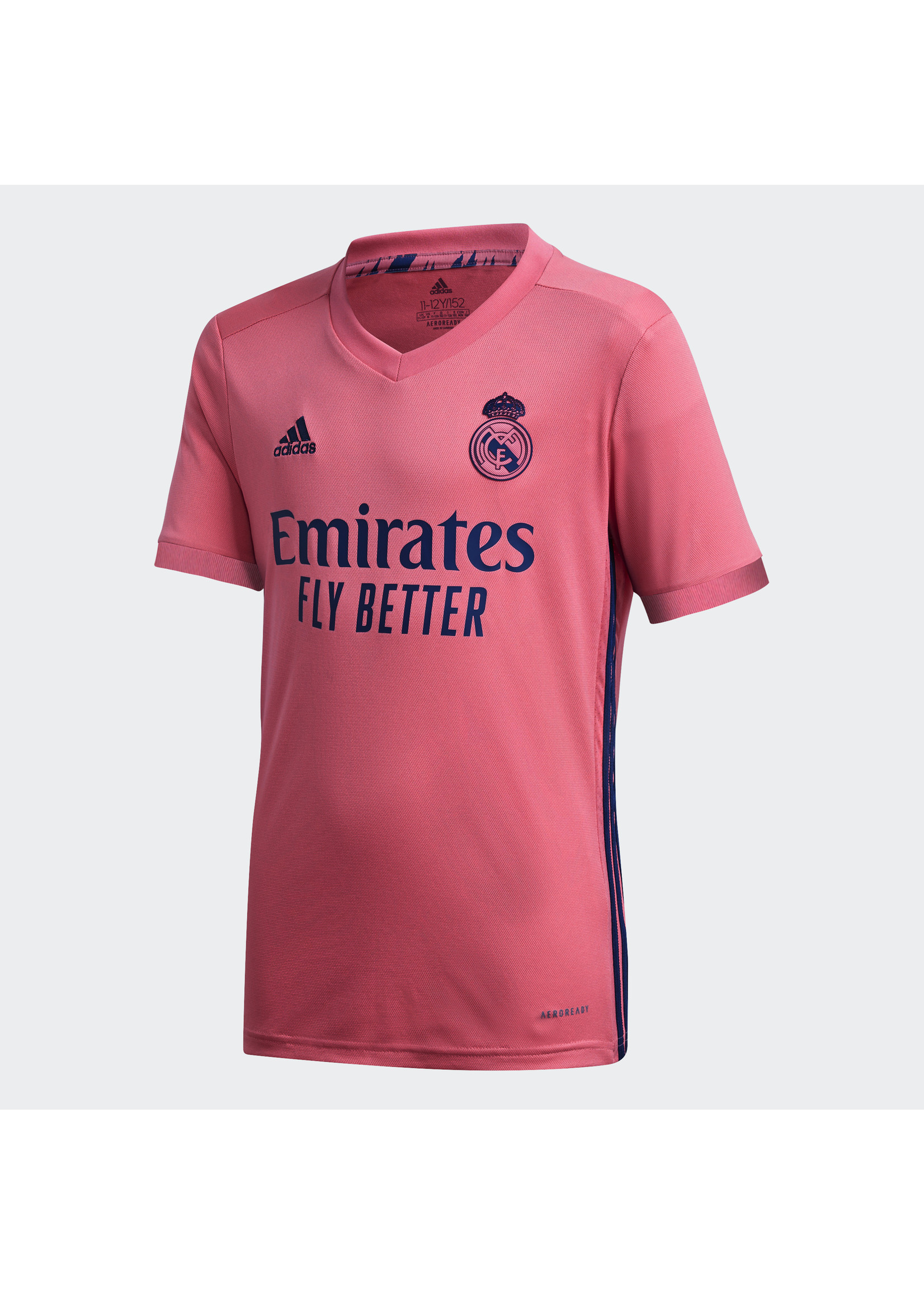 Adidas Real Madrid 20/21 Away Jersey Youth
