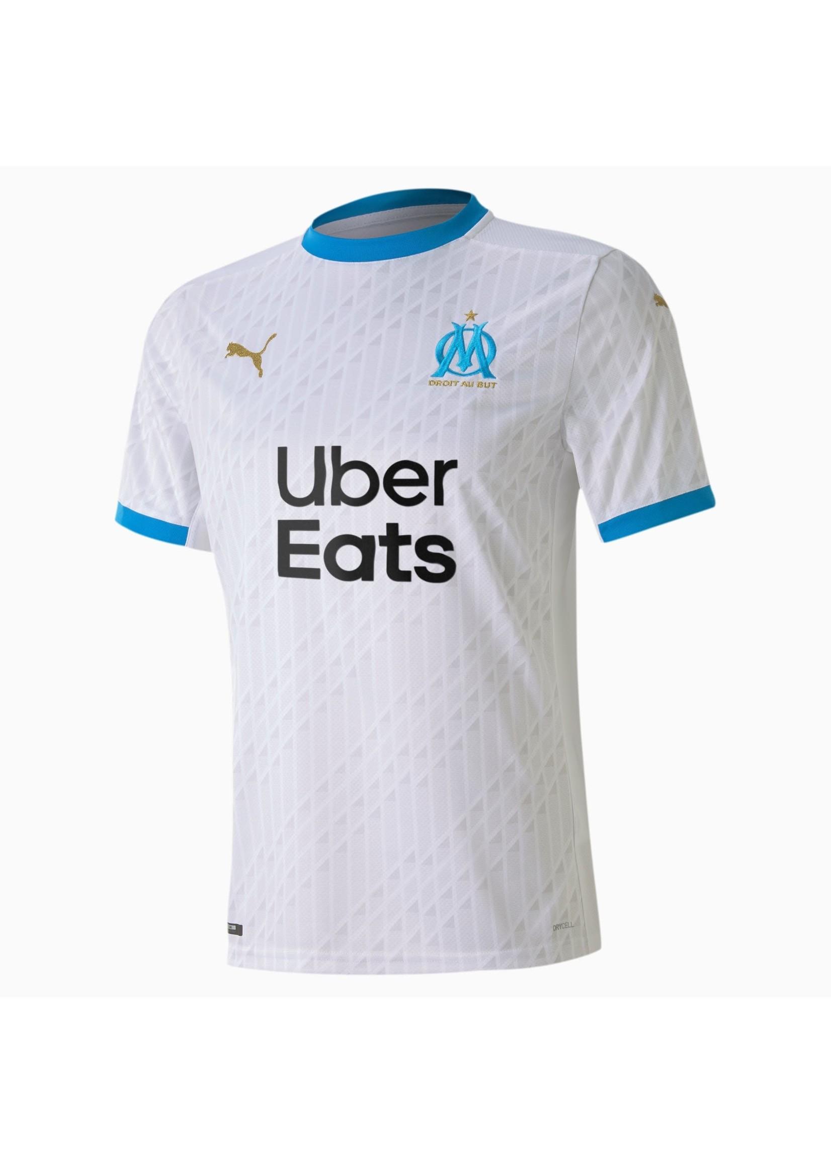 Puma Olympique de Marseille 20/21 Home Jersey Adult