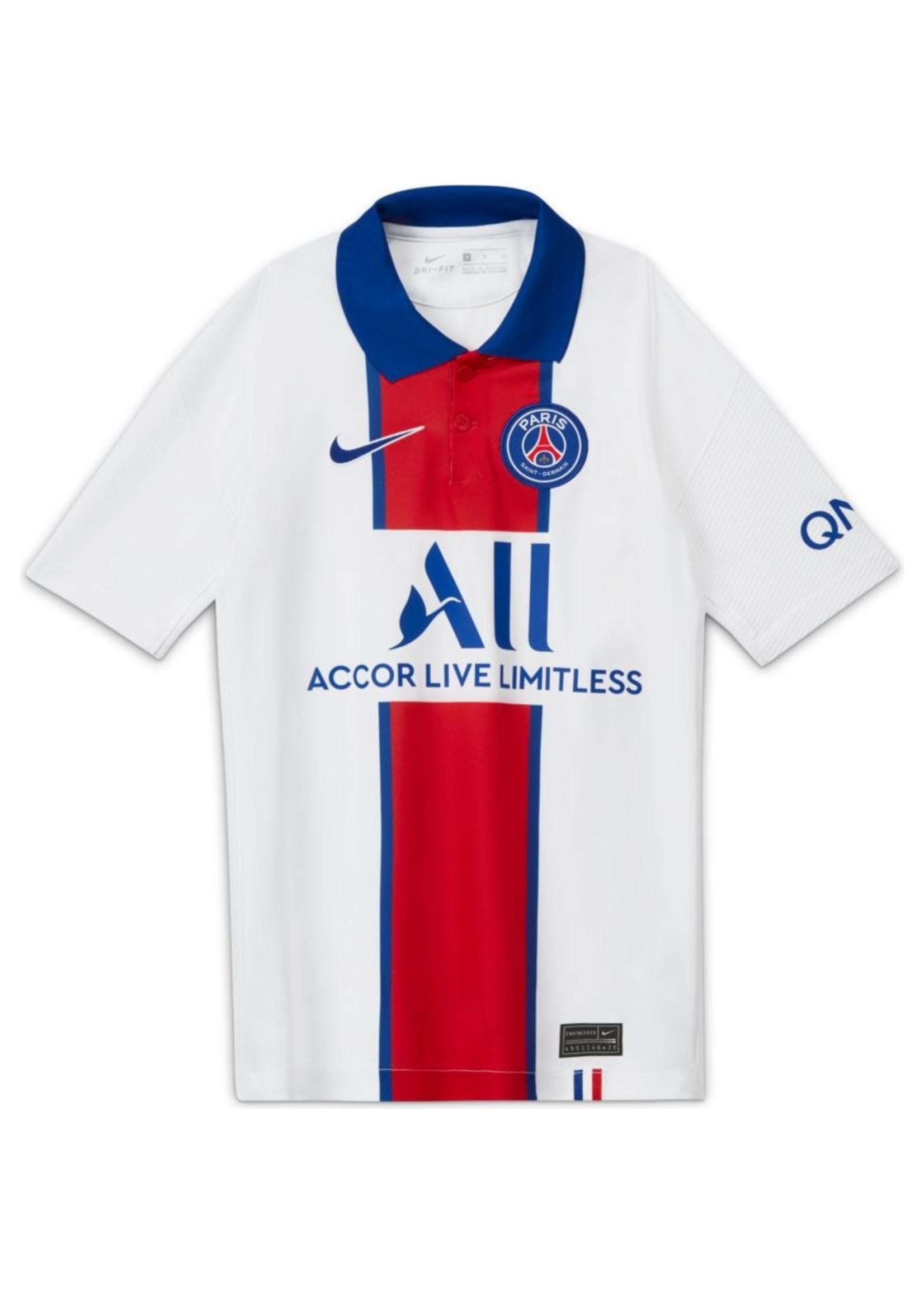 Nike Paris Saint-Germain 20/21 Away Jersey Youth