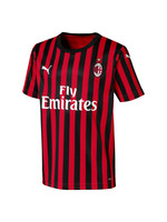 Puma AC Milan 19/20 Home Jersey Youth