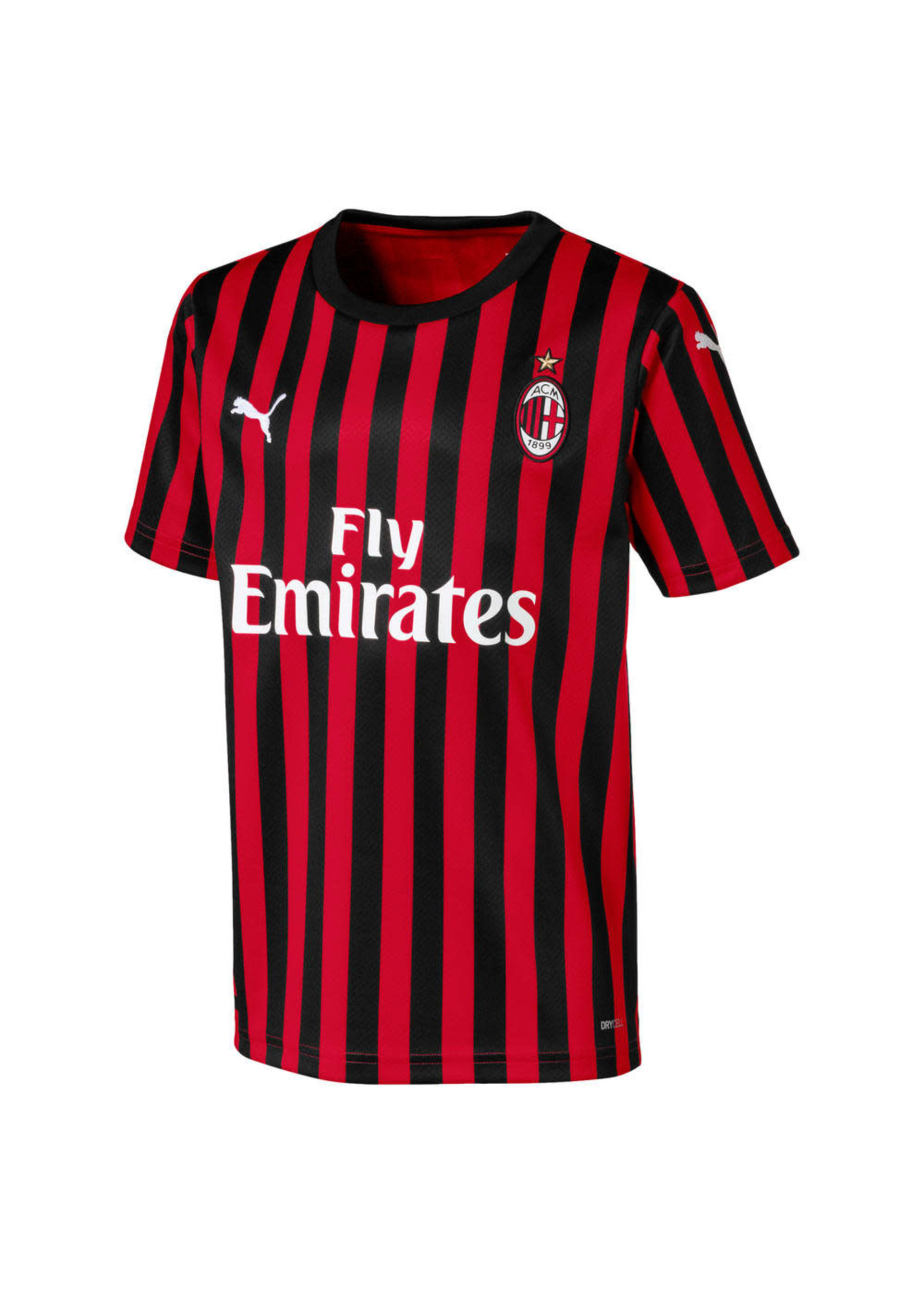 Puma AC Milan 19/20 Home Jersey Youth