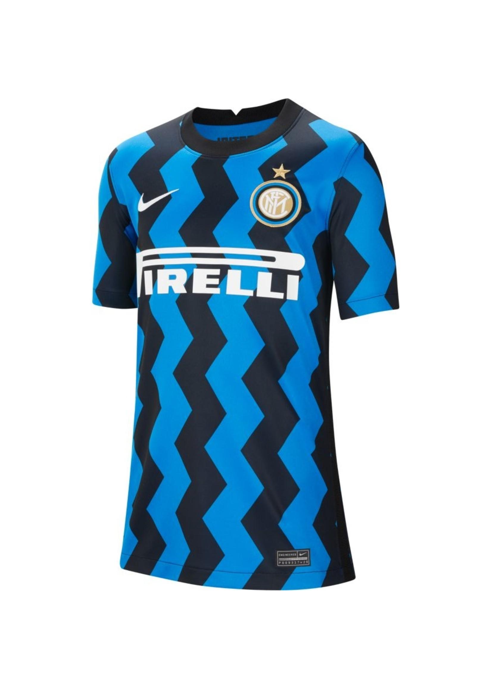 Nike Inter Milan 20/21 Home Jersey Youth