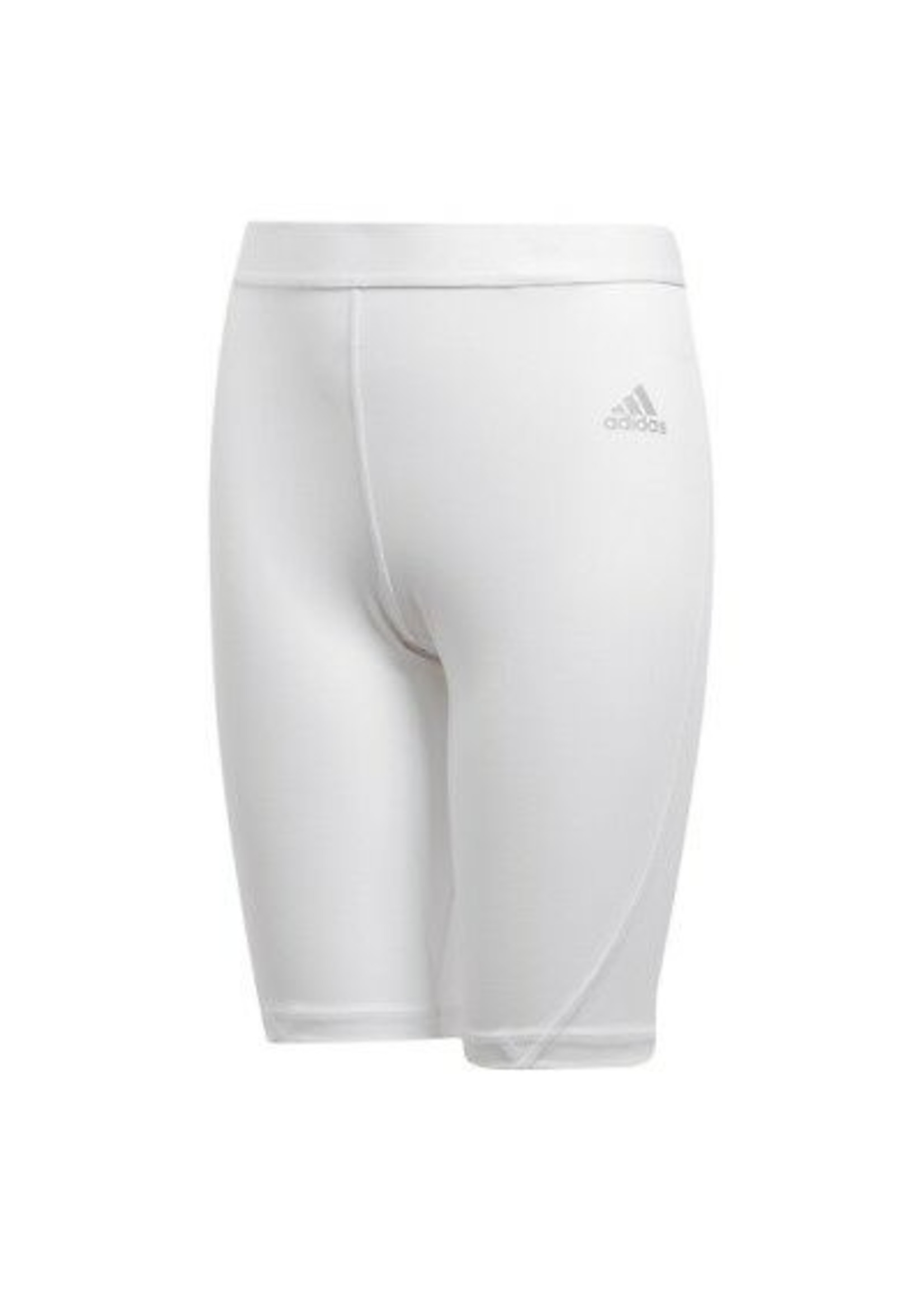 Adidas Compression White Short Youth