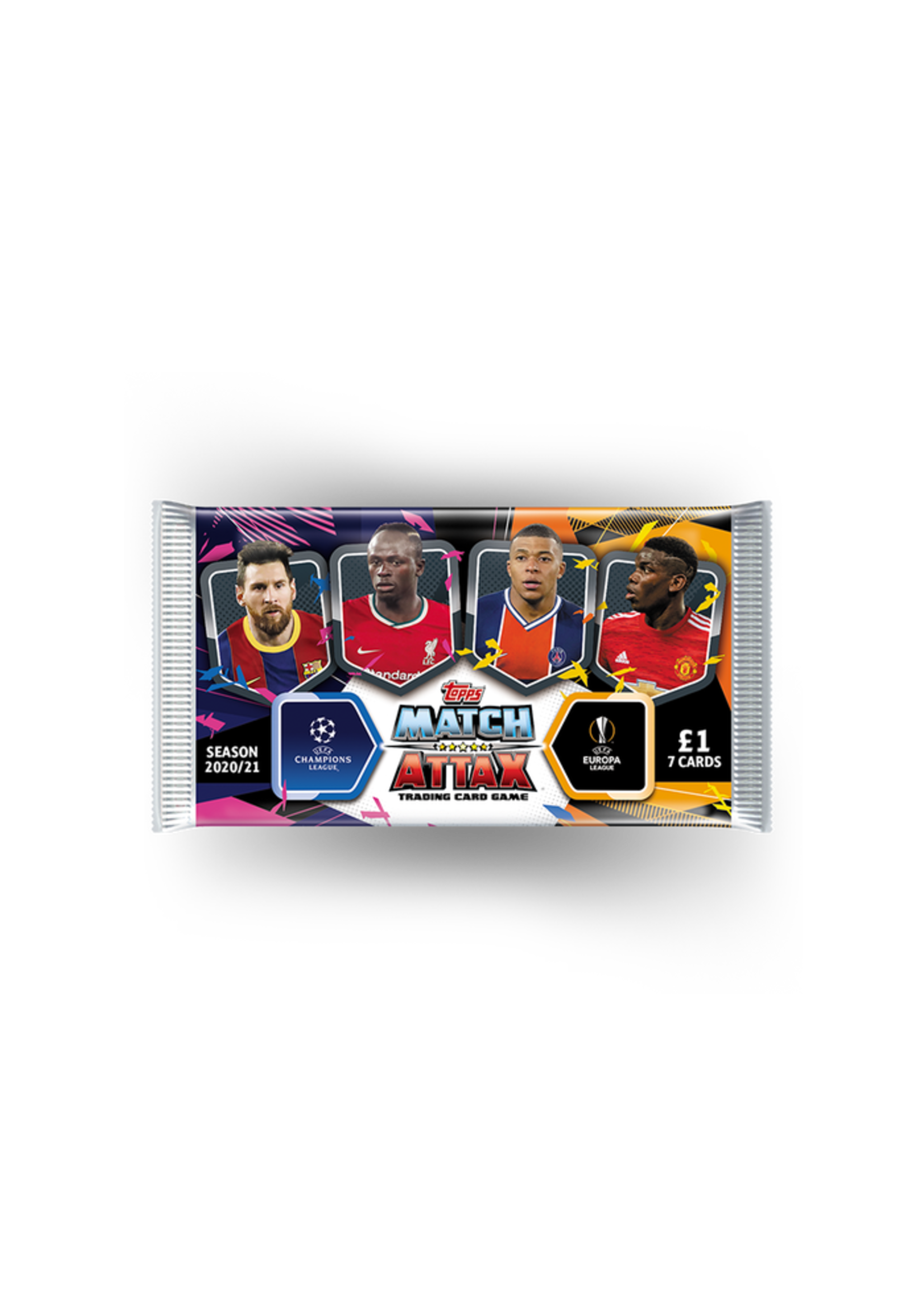 Topps Champions League Official Collector Cards - Individual Packs