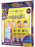 Panini Premier League 20/21 Official Collector Cards - Starter Packs