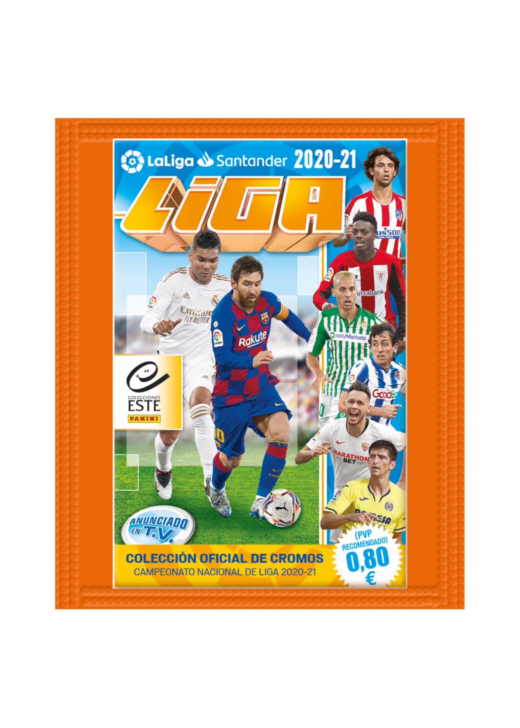 Panini LaLiga Official Collector Stickers - Individual Packs
