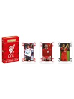 Liverpool Legends Playing Cards