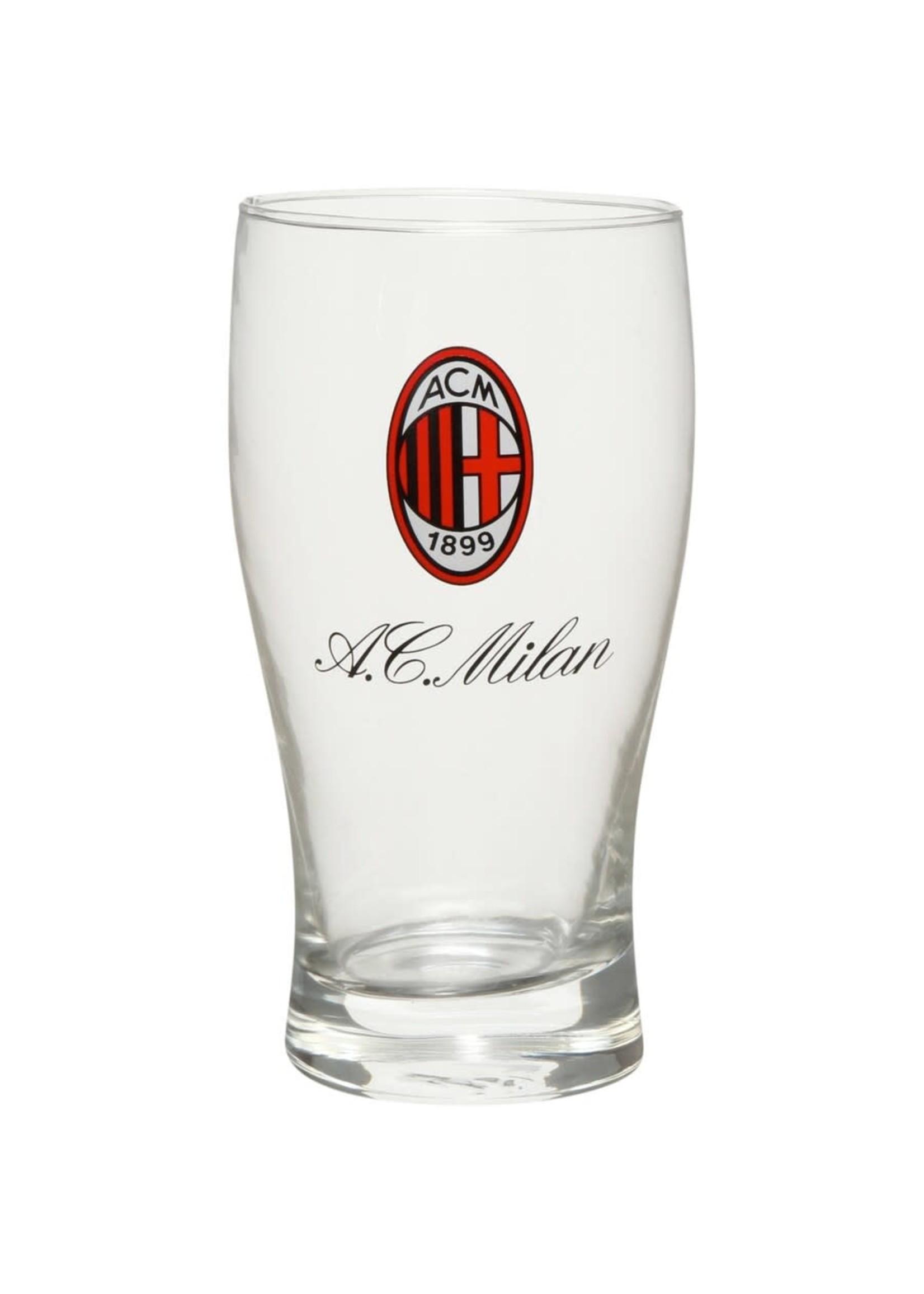 AC Milan Pint Glass