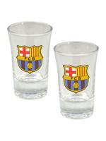 FC Barcelona Shot Glasses - 2 pack