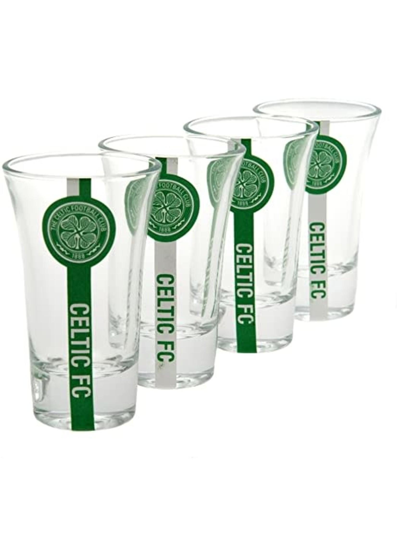 Celtic Shot Glasses - 2 pack