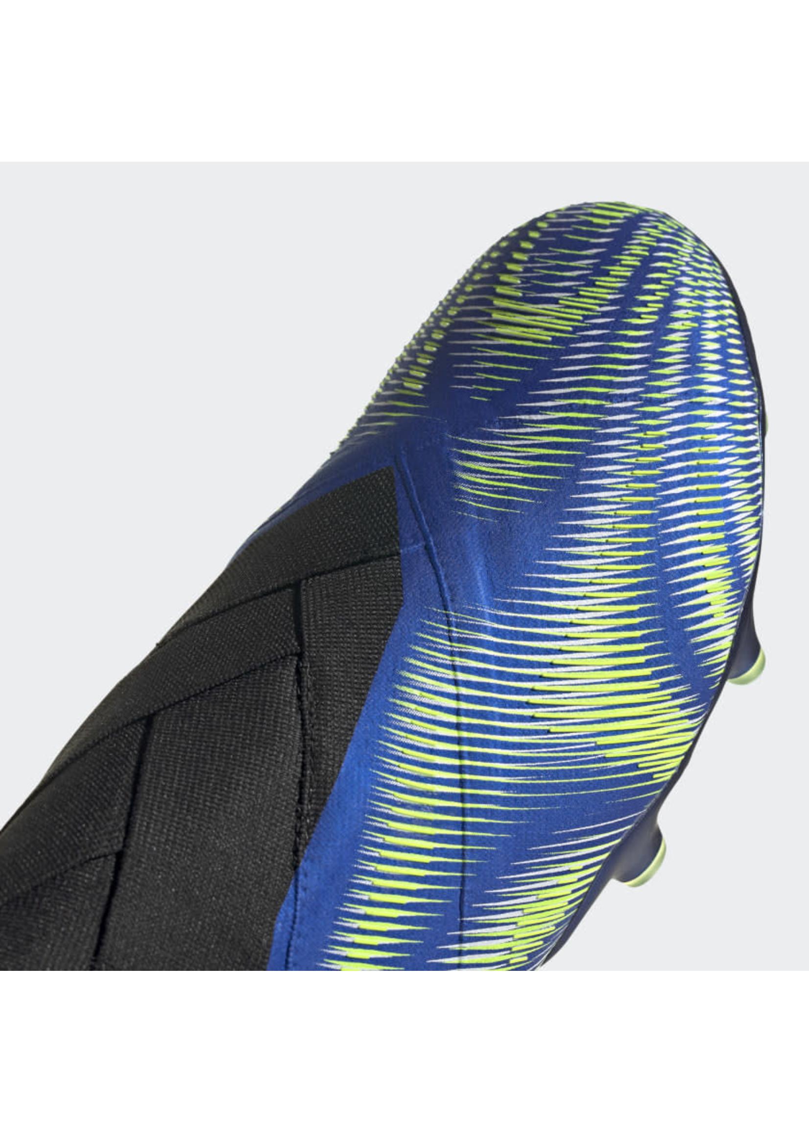 Adidas Nemeziz + FG - Blue/Yellow