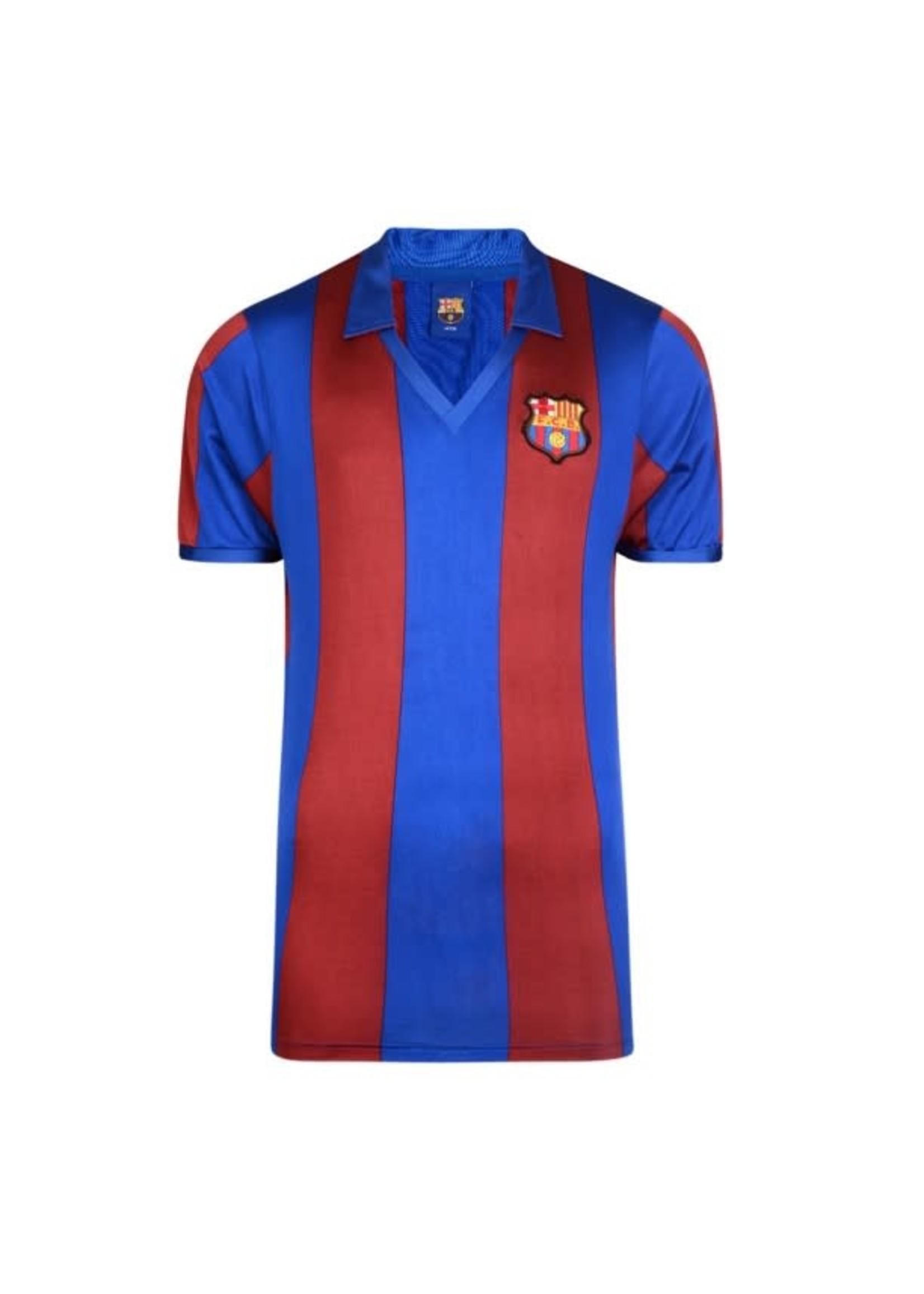 Barcelona Icon Jersey - Vintage