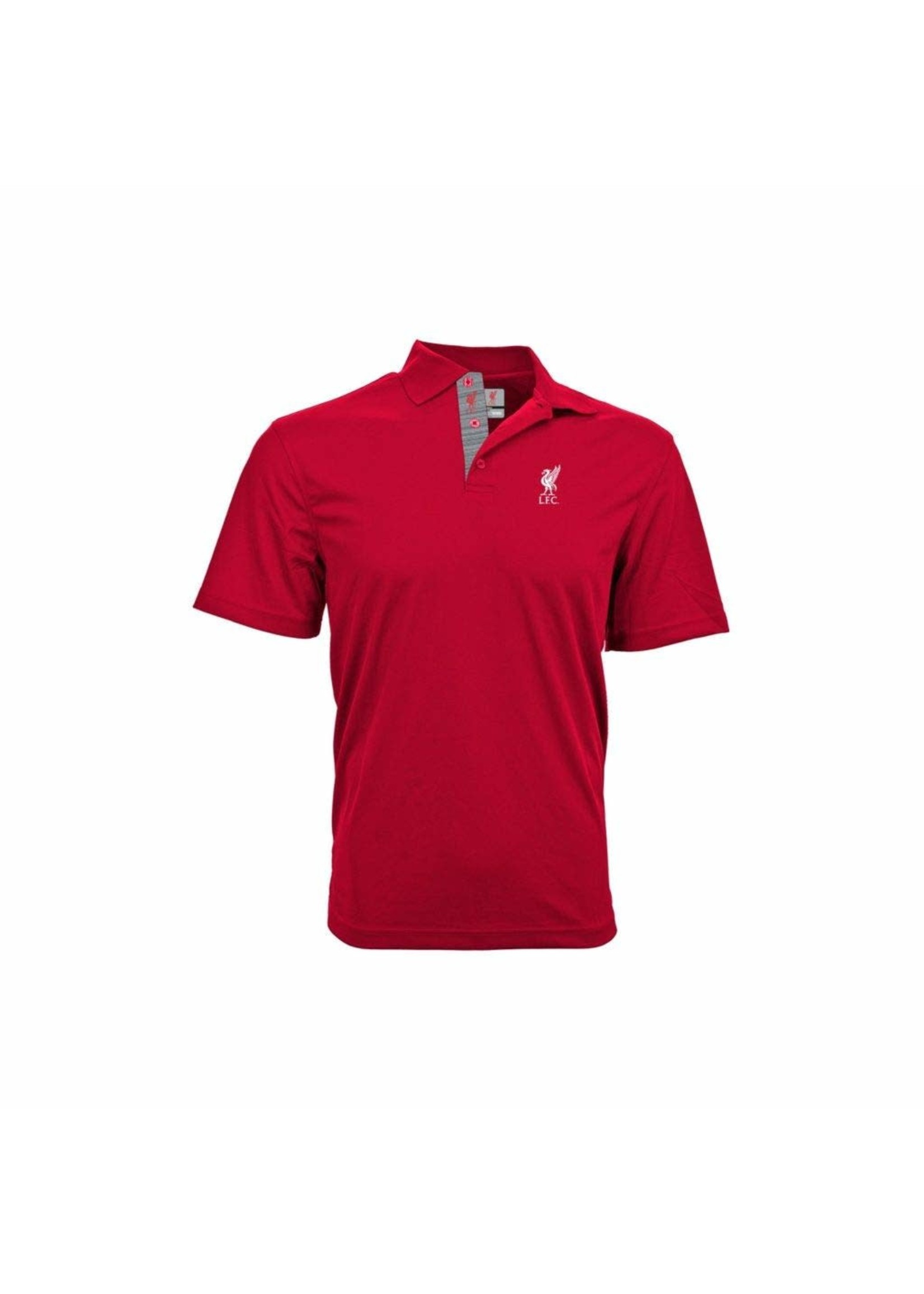 Liverpool Polo Shirt - Red/White