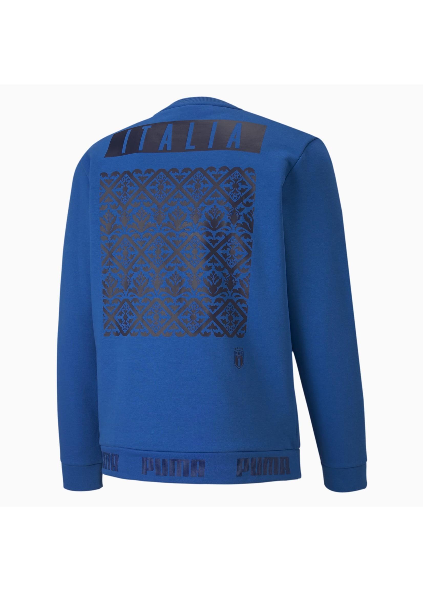 Puma Italy Sweatshirt - Euro 2020 Home
