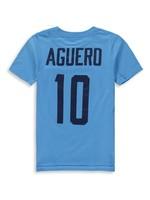 Manchester City T-Shirt - Aguero #10