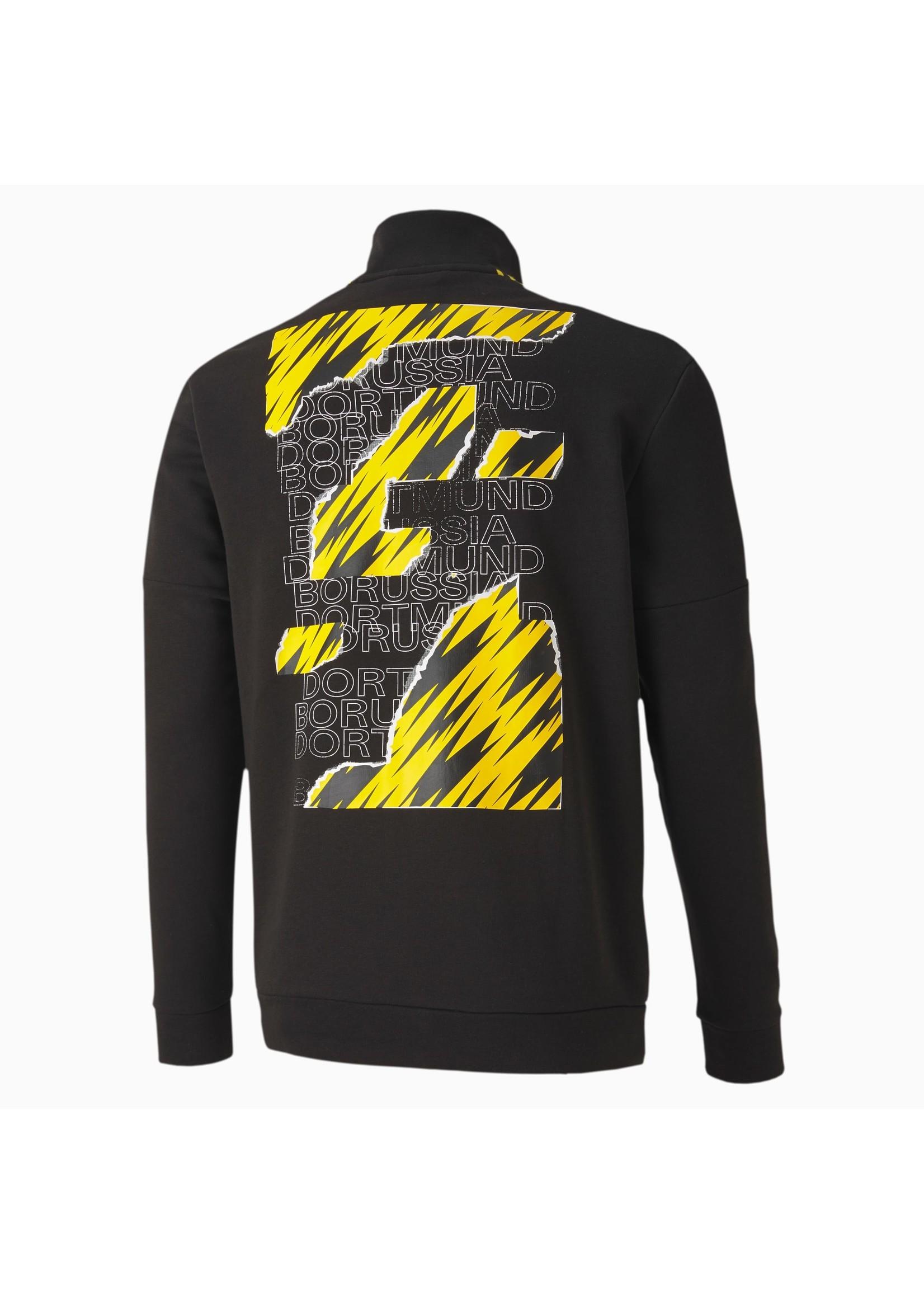 Puma Borussia Dortmund Track Jacket - 20/21 Away