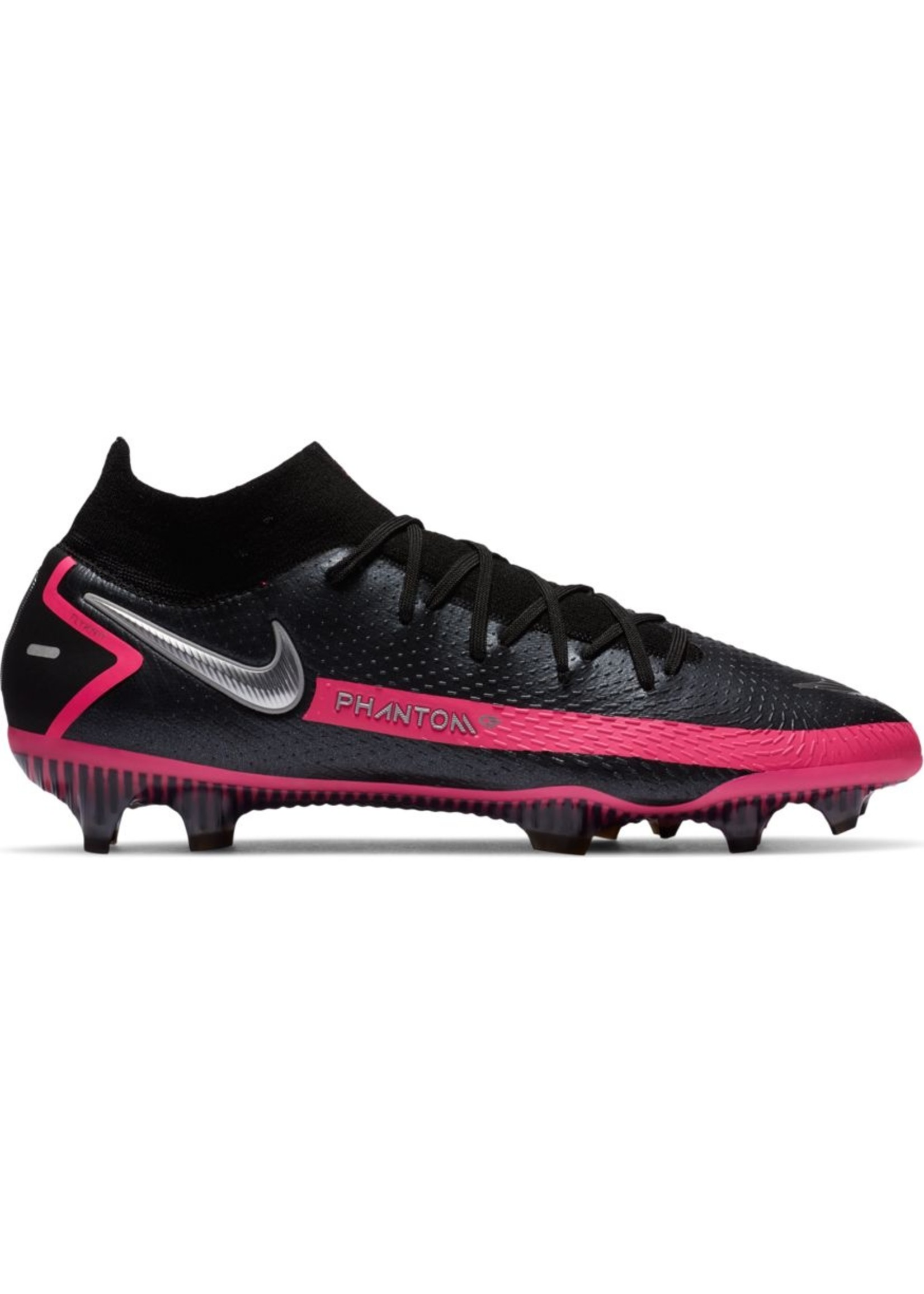 Nike Phantom GT Elite DF FG - Black/Pink
