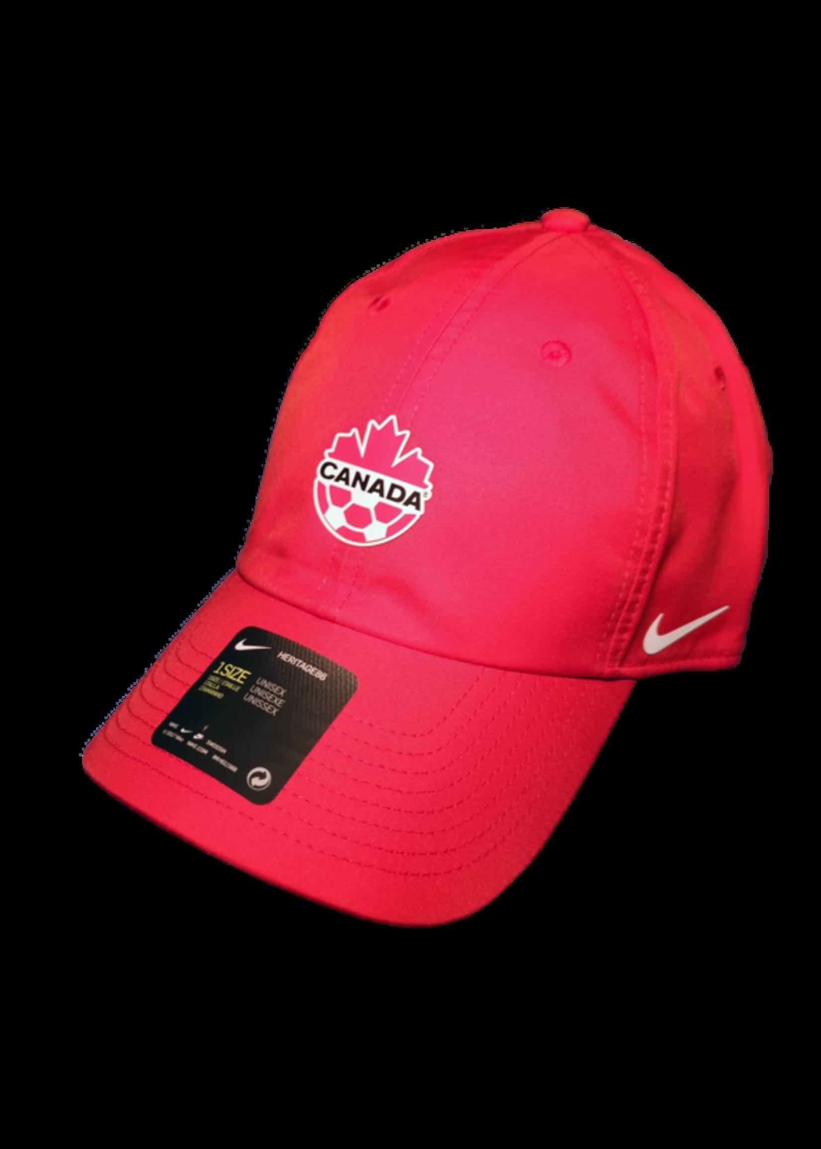 Nike Canada Cap - Red Athletic