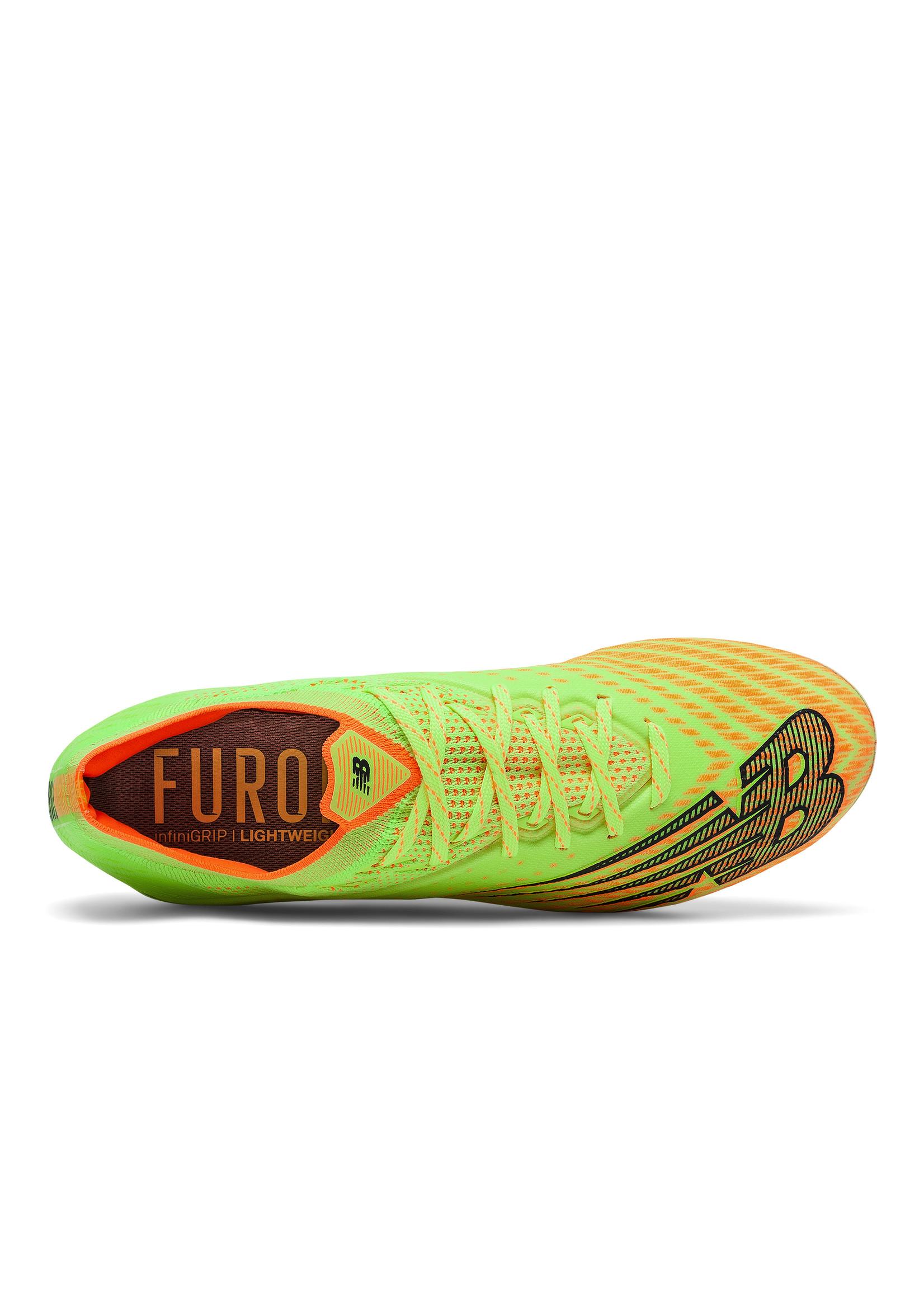 New Balance Furon V6+ Pro FG - Lime