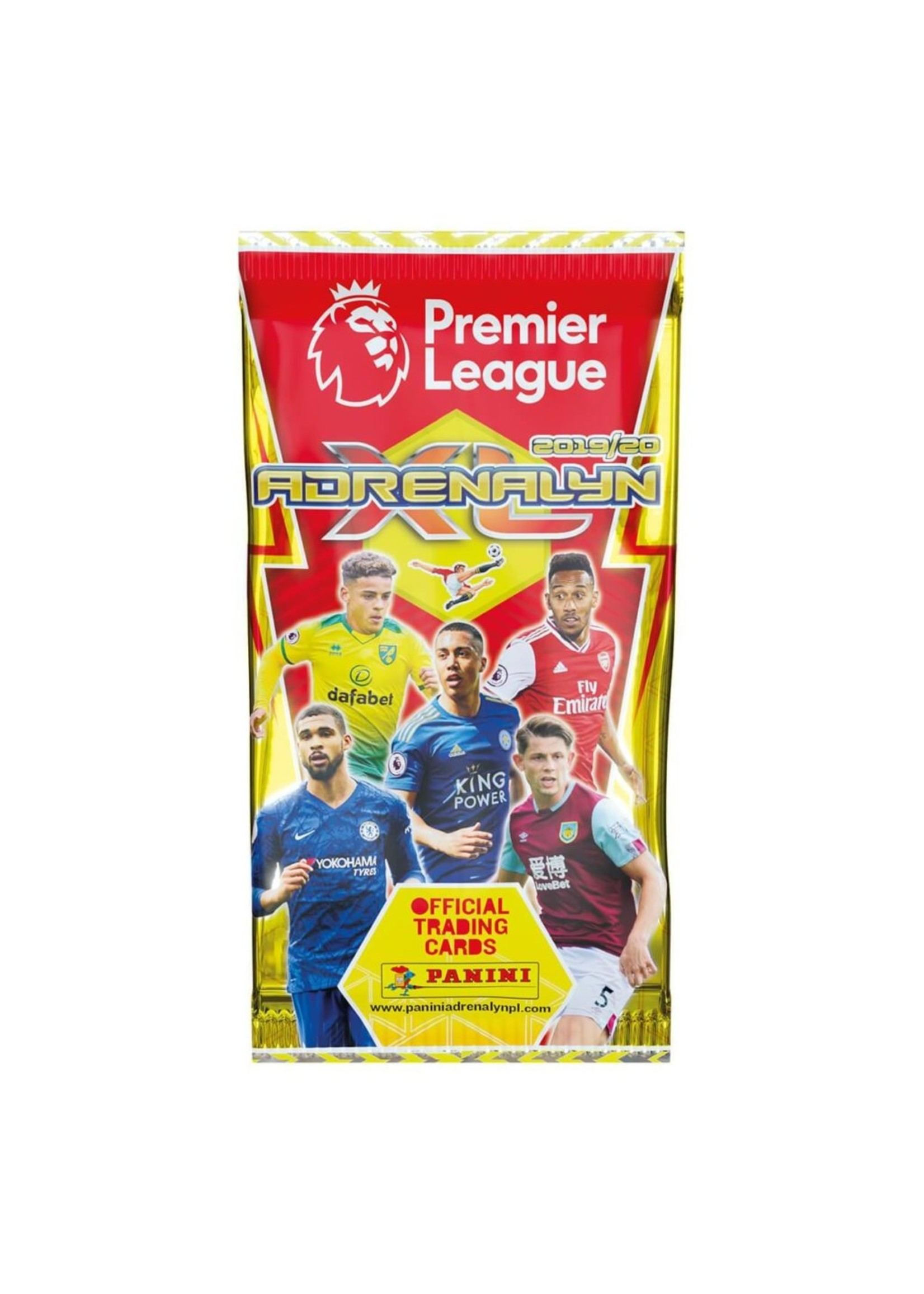Panini Premier League 19/20 Official Collector Cards - Individual Packs