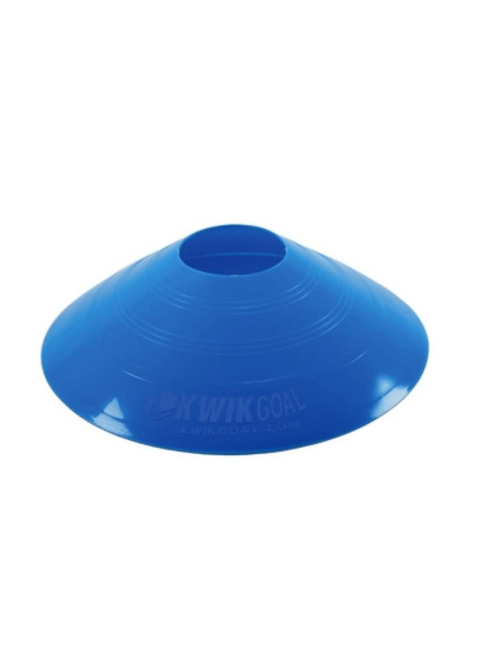 Kwik Goal Disc Cones Blue