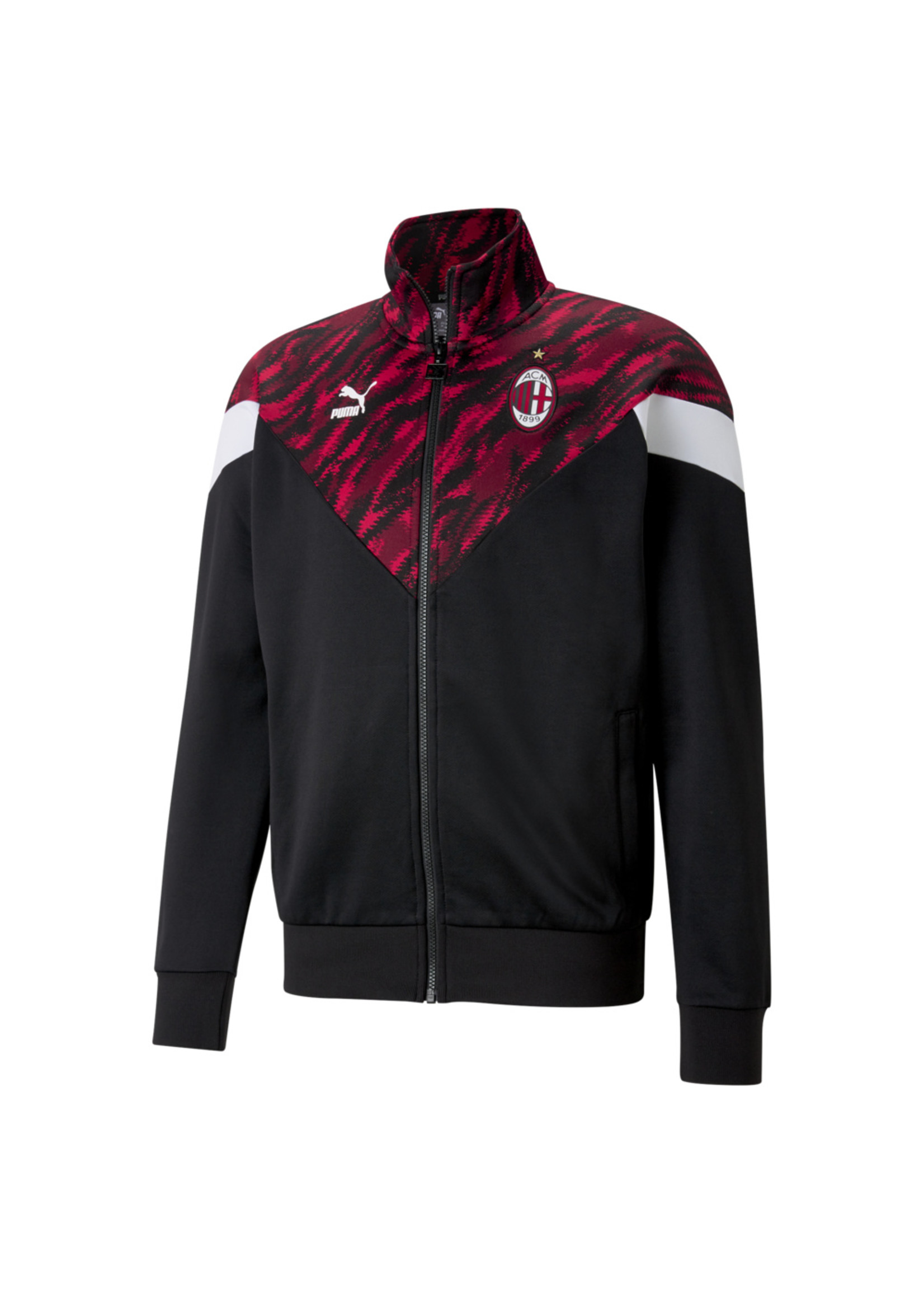 Puma AC Milan Iconic MCS Graphic Track Jacket