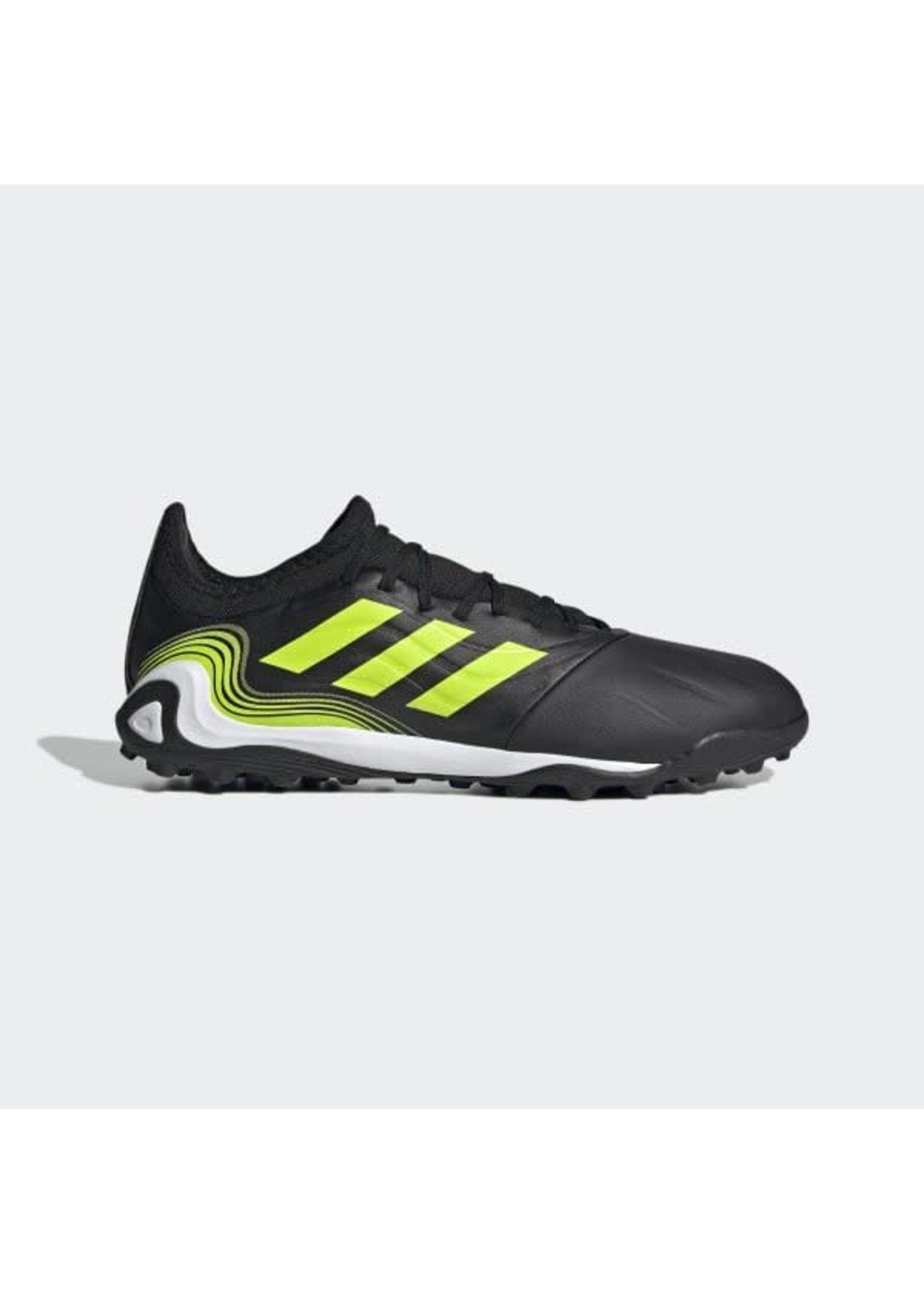 Adidas Copa Sense.3 TF - Black/Volt