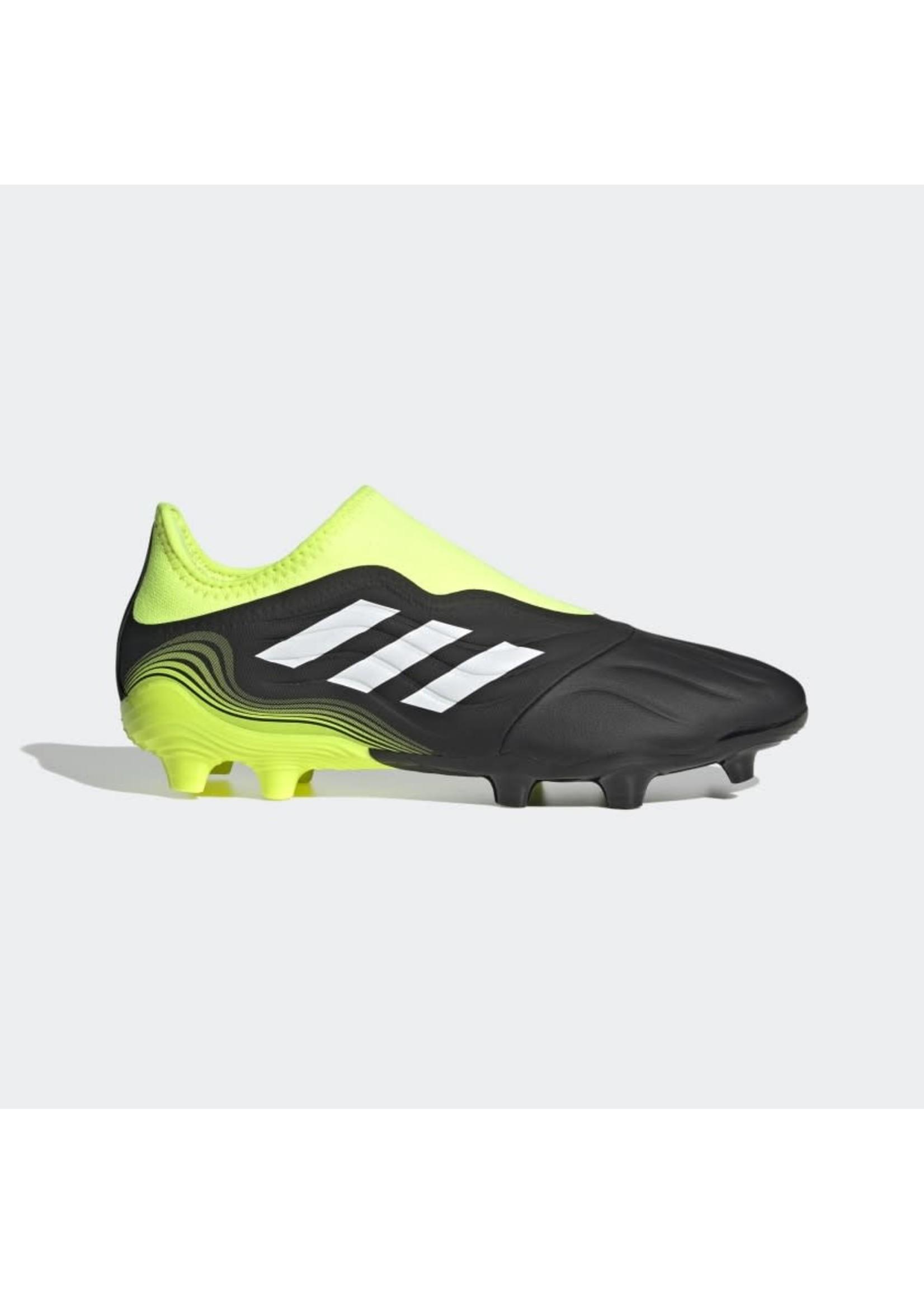 Adidas Copa Sense.3 LL FG - Black/Volt