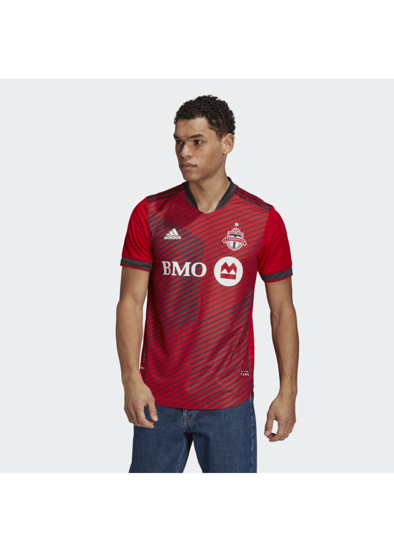 Adidas Toronto FC 21/22 Authentic Home Jersey Adult