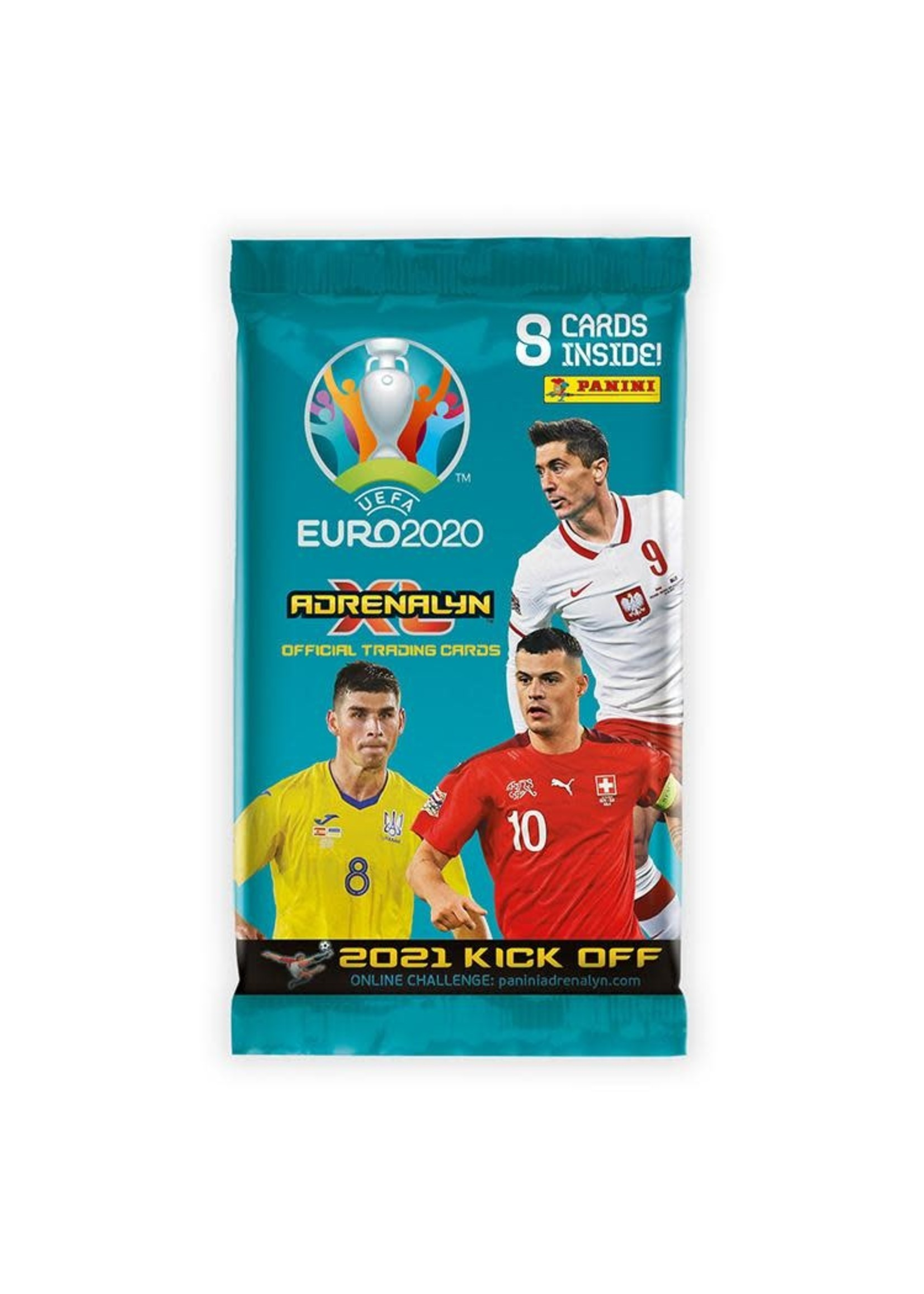 Panini Euro 2020-21 Kick Off Cards - Individual Packs