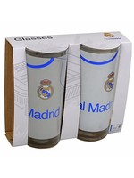 Real Madrid Highball Glasses - 2 pack