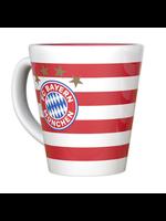 Bayern Munich Stripes Coffee Mug