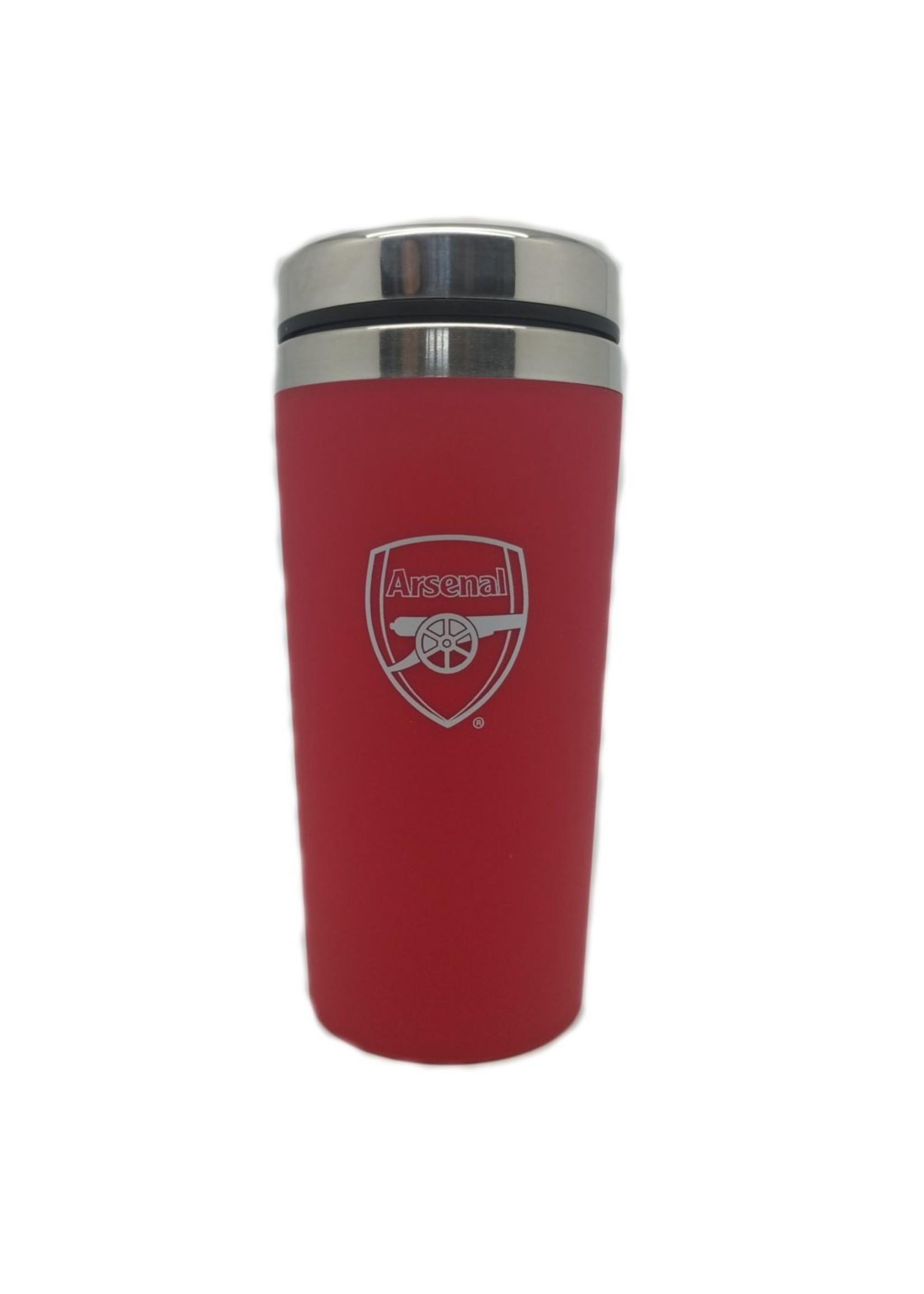 Arsenal Red Travel Mug