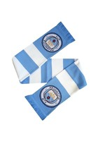 Manchester City Scarf - Knitted