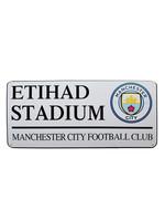 Manchester City Etihad Stadium Street Sign