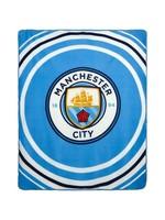 Manchester City Fleece Blanket