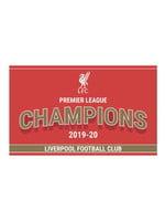 Liverpool Flag - Premier League Champions