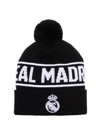 Real Madrid Beanie - Pom
