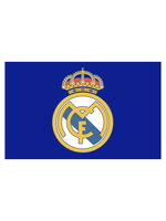 Mimi Sports Real Madrid Flag 3 x 5