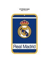 Real Madrid Crest Sign