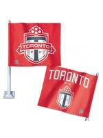 Toronto FC Car Flag