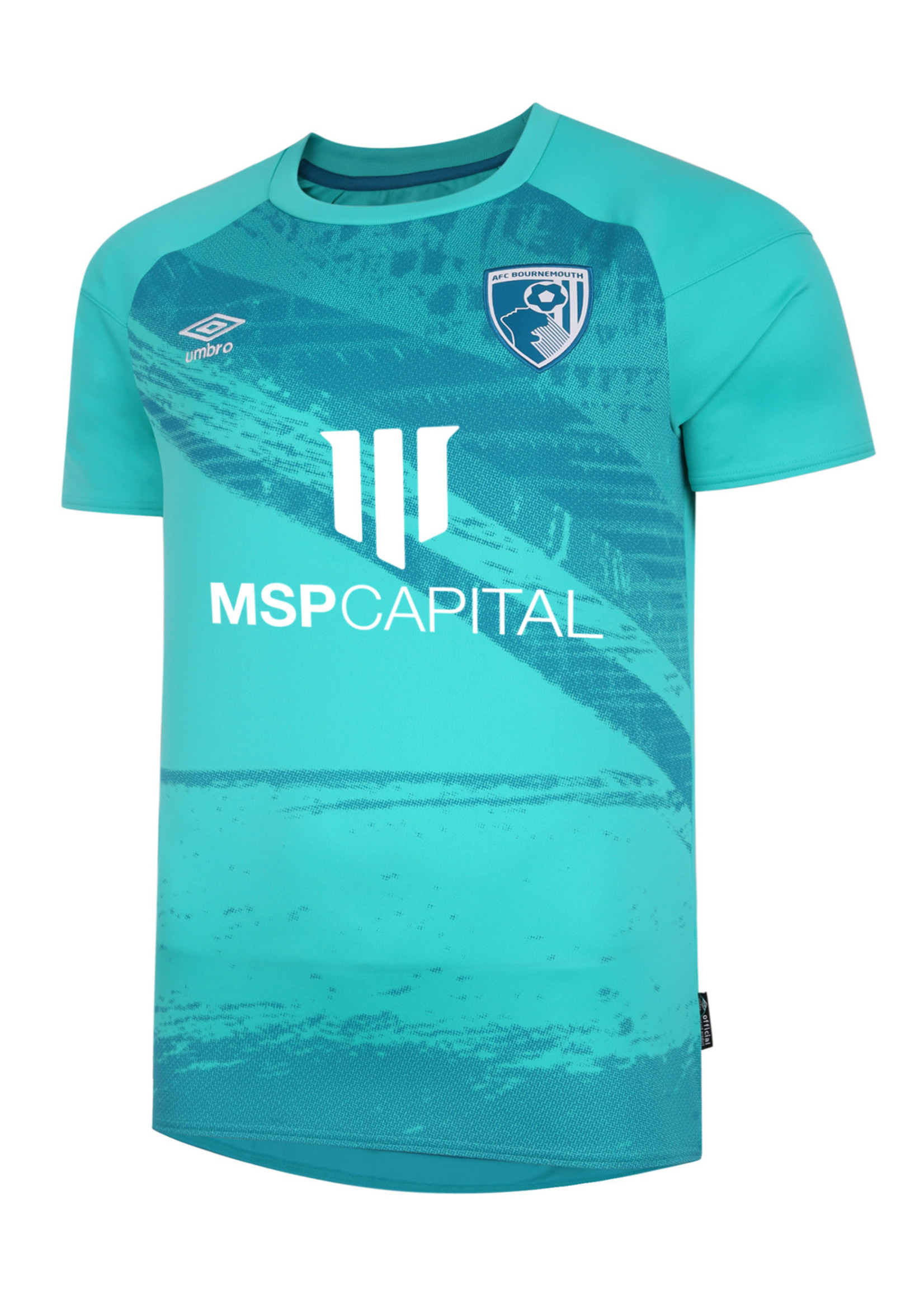 Umbro AFC Bournemouth 20/21 Away Jersey Adult