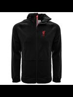 Liverpool Hooded Zip-Up Jacket (New Logo)