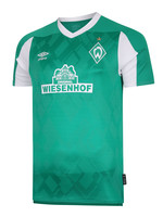 Umbro Werder Bremen 20/21 Home Jersey Adult