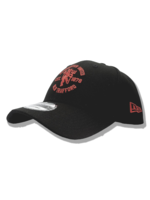 New Era Manchester United 9Forty Black Snapback Hat