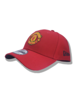 New Era Manchester United 9Forty Red Snapback Hat