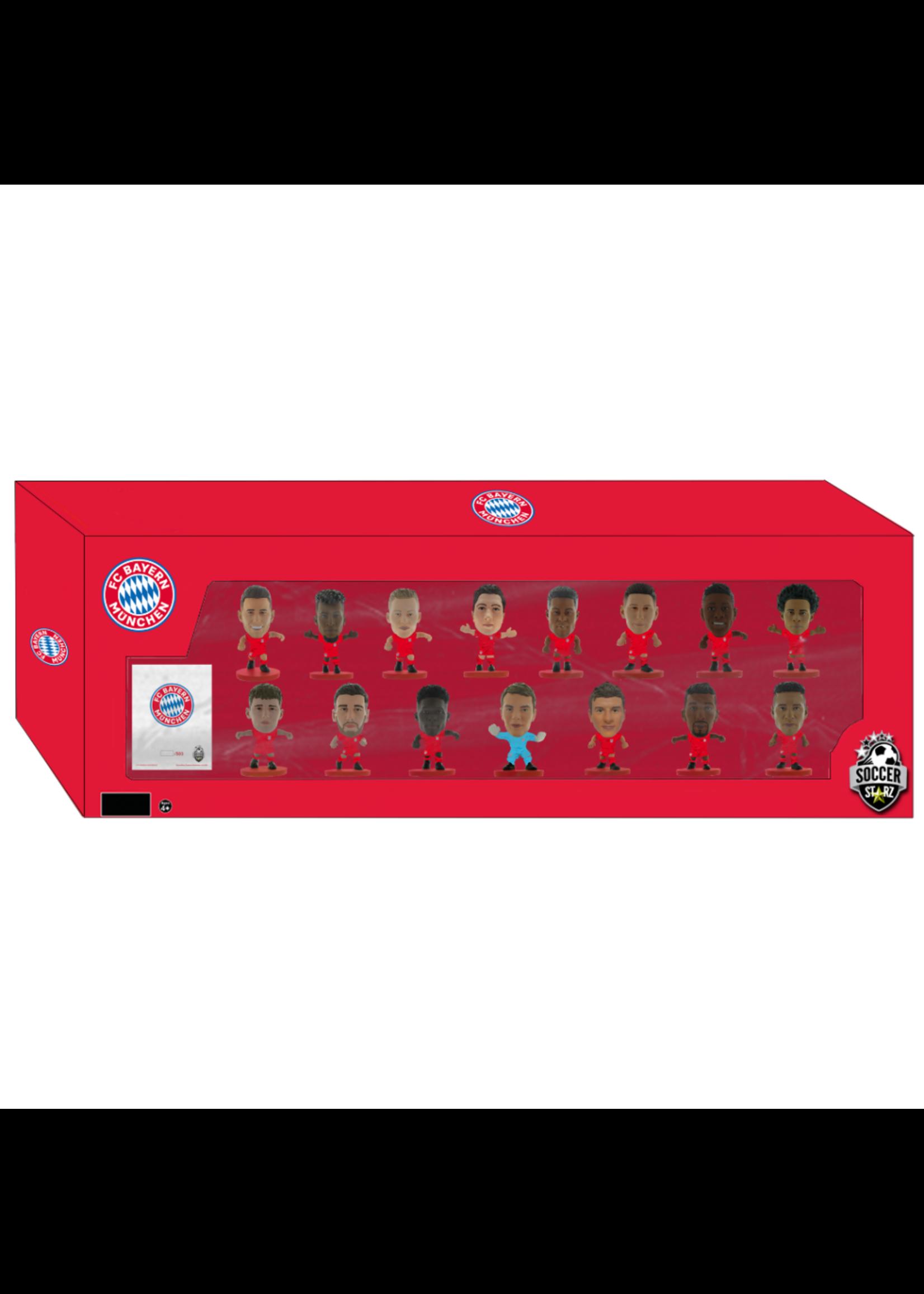 SoccerStarz Bayern Munich Team
