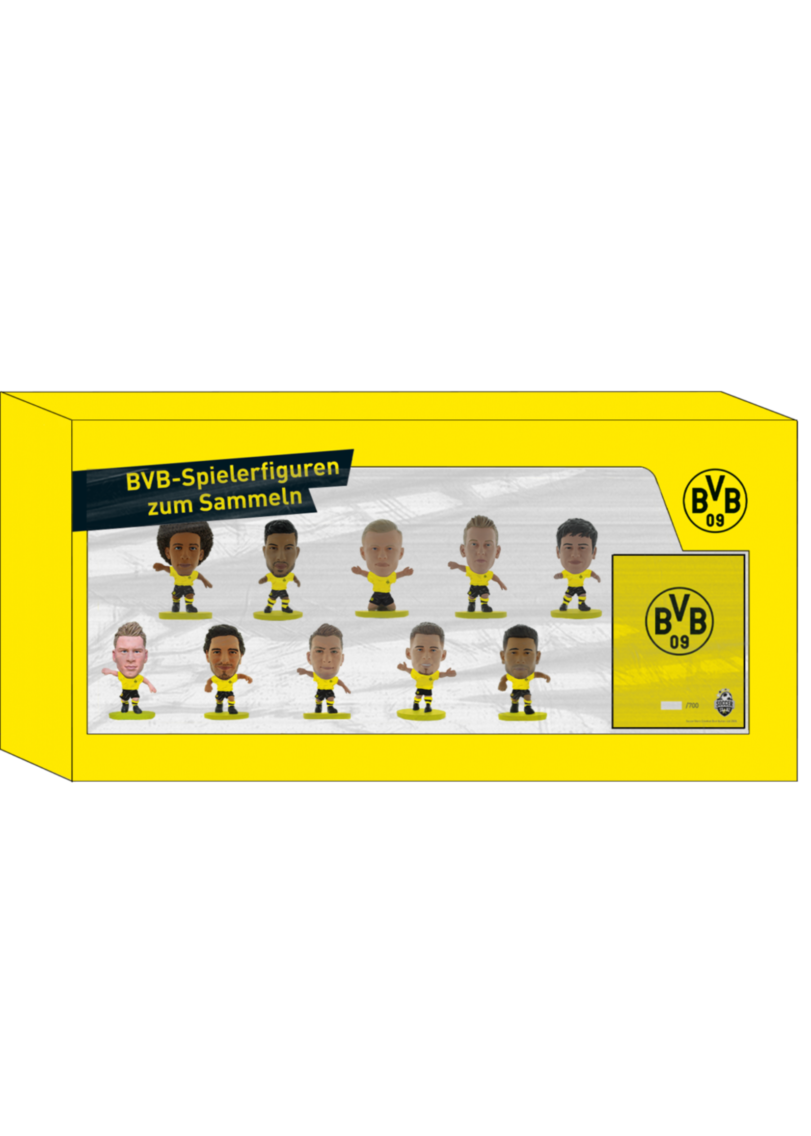 SoccerStarz Borussia Dortmund Team Pack